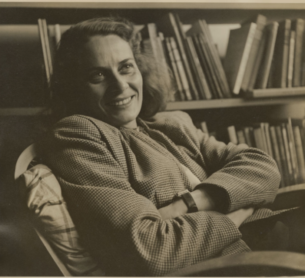 Photograph of Gabrielle Roy